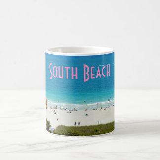 Caneca De Café ~South Beach~MUG