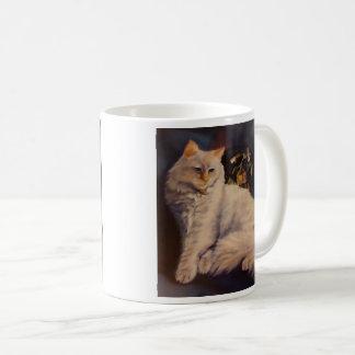 Caneca De Café Sr. Gregory o gato