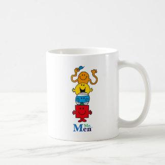 Caneca De Café Sr. Homem Standing Alto do Sr. Homem |