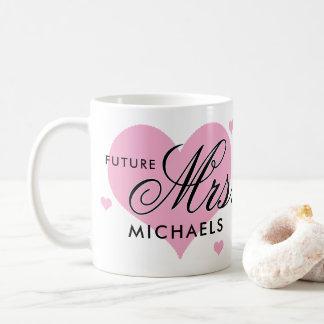 Caneca De Café Sra. futura