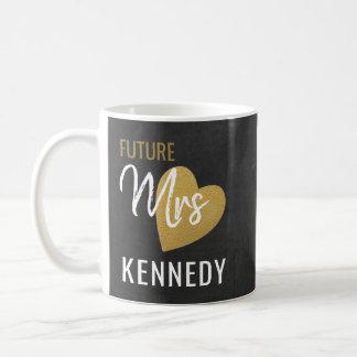 Caneca De Café Sra. futura Quadro