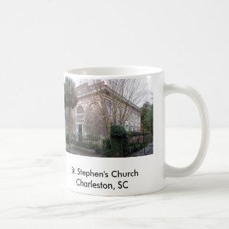 Caneca De Café ss2, ststephens, o ChurchCharleston de St Stephen…