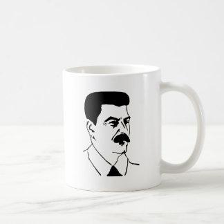 Caneca De Café Stalin