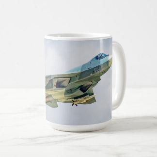 Caneca De Café Su-57
