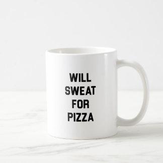 Caneca De Café Suará para a pizza