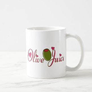 Caneca De Café Suco verde-oliva