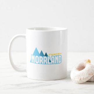 Caneca De Café Suecia de NORRLAND (Northlands suecos)