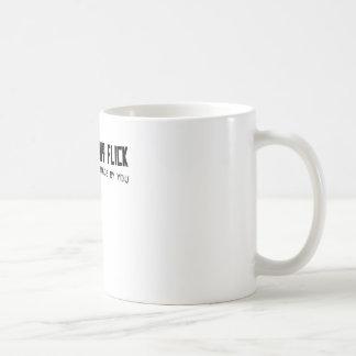 Caneca De Café Sugue meu súbito simples