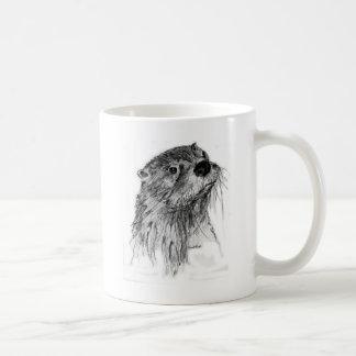 Caneca De Café Suiças da lontra