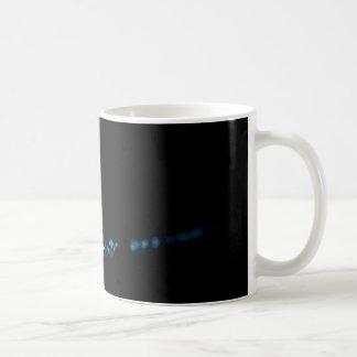 Caneca De Café Sumário da fibra óptica