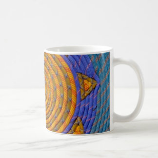 Caneca De Café Sun acima do copo de café