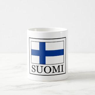 Caneca De Café Suomi