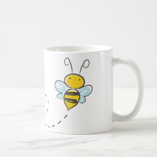 Caneca De Café Surpresa da abelha