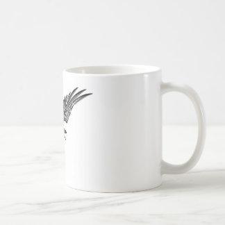 Caneca De Café Swooping do pássaro de Eagle