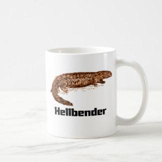 Caneca De Café T-shirt de Hellbender