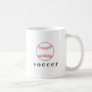 Caneca De Café T-shirt divertido engraçado dos esportes do