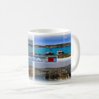 Caneca De Café TA Malta - Valletta -