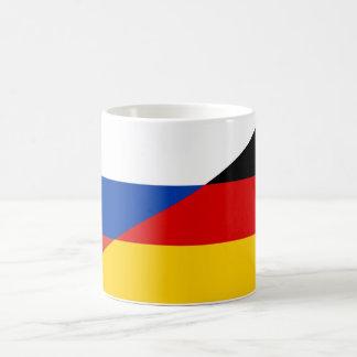 Caneca De Café Taça de Rússia, Alemanha estandarte/
