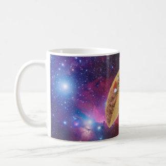 Caneca De Café Taco do espaço
