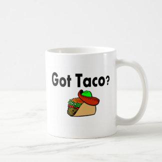 Caneca De Café Taco obtido do Taco