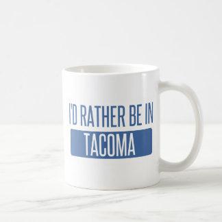 Caneca De Café Tacoma
