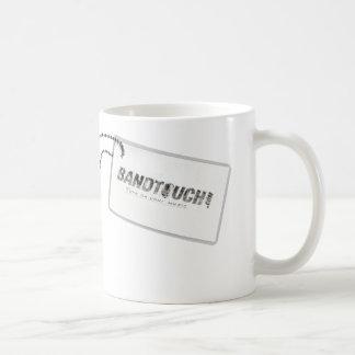 Caneca De Café tag2, eu sou com bandBandtouch.com