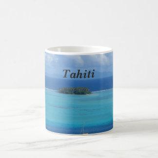 Caneca De Café Tahiti