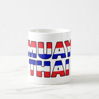 Caneca De Café Tailandês de Muay