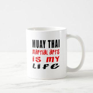 Caneca De Café Tailandês de Muay é minha vida