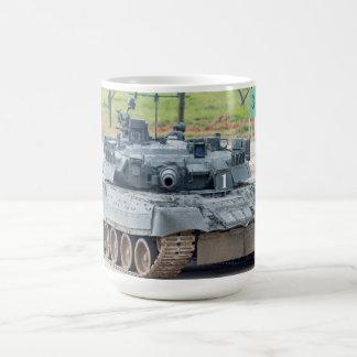 Caneca De Café Tanque de T-80U