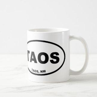 Caneca De Café Taos