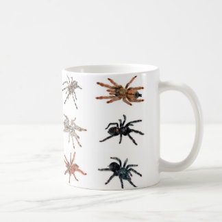 Caneca De Café tarantulas