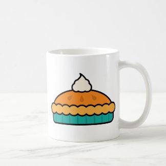 Caneca De Café Tarte de abóbora