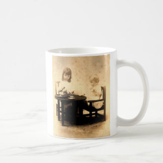 Caneca De Café Tea party