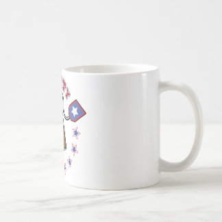 Caneca De Café Tea party americano