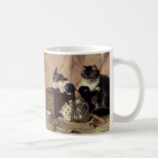 Caneca De Café Teatime_For_Kittens