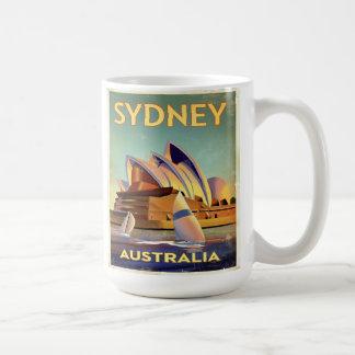 Caneca De Café Teatro da ópera de Sydney do porto