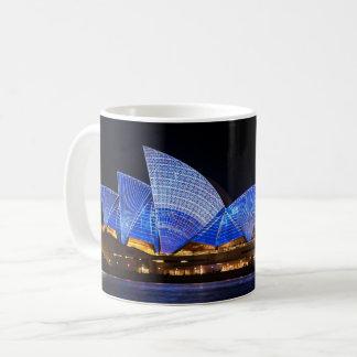 Caneca De Café Teatro da ópera Sydney Austrália