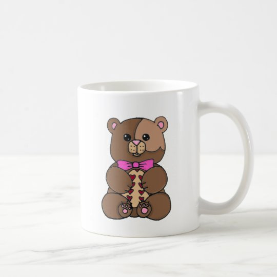 Caneca De Café Teddy Bear