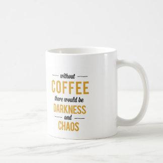 Caneca De Café Tempo do café