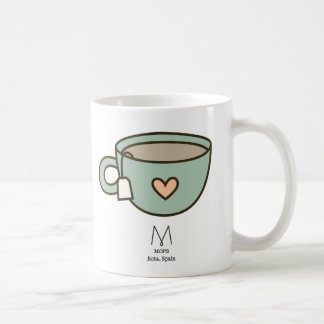 Caneca De Café Tempo do chá!