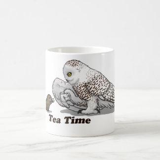 Caneca De Café Tempo do chá