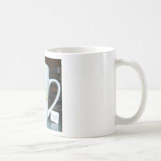 Caneca De Café Tenha um chá de O do copo!
