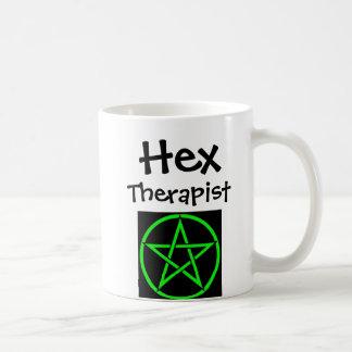 Caneca De Café Terapeuta do Hex