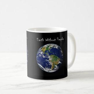 Caneca De Café Terra sem pessoas