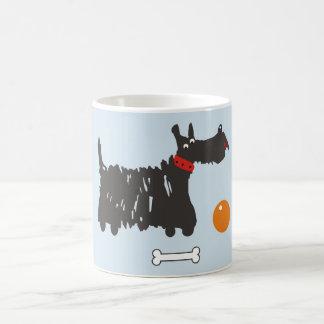 Caneca De Café Terrier escocês