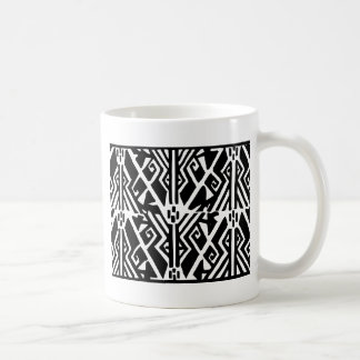 Caneca De Café Teste padrão grego