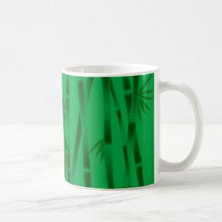 Caneca De Café textura de bambu