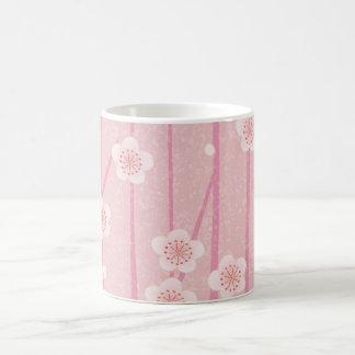 Caneca De Café texture_color_flowers_roses_pink_leaves