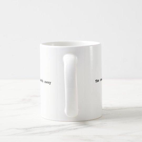Caneca De Café The Code Giveth Mug